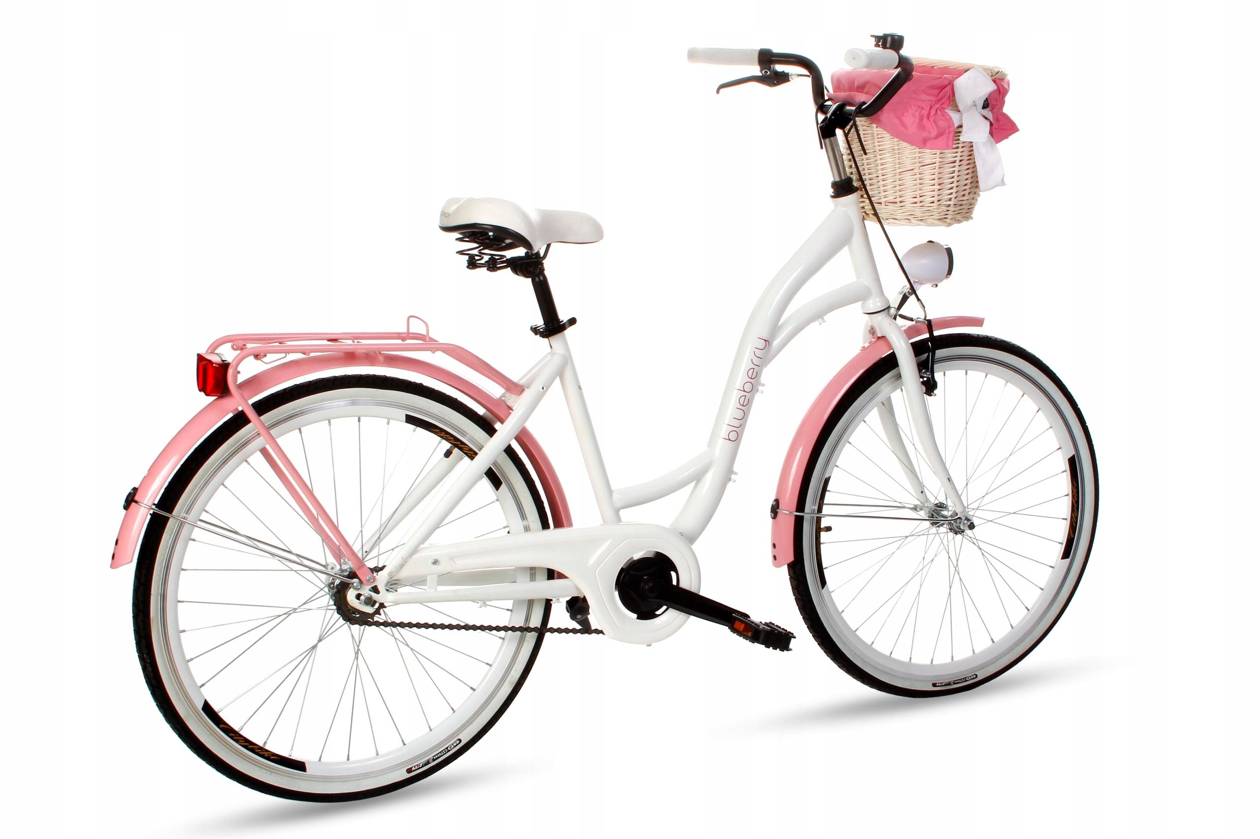 Dámsky mestský bicykel Goetze BLUEBERRY 26 košík!  Značka Goetze
