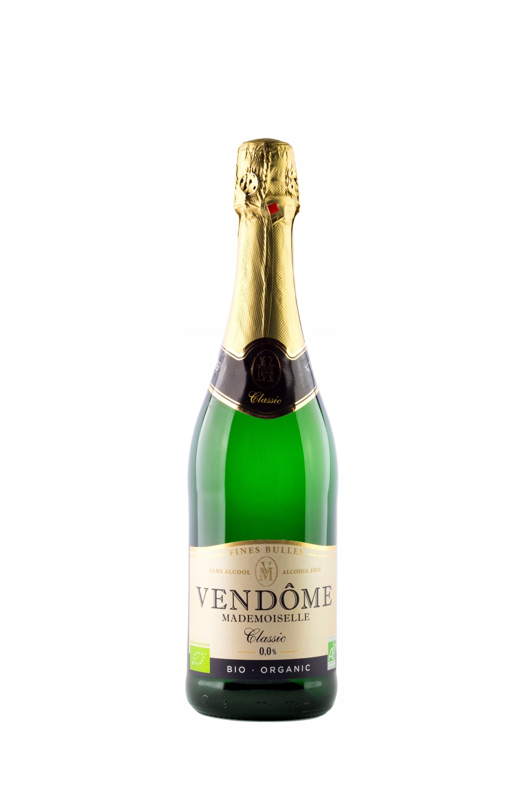 VENDOME MADEMOISELLE CLASSIC 0,75 Wino musujące 0%