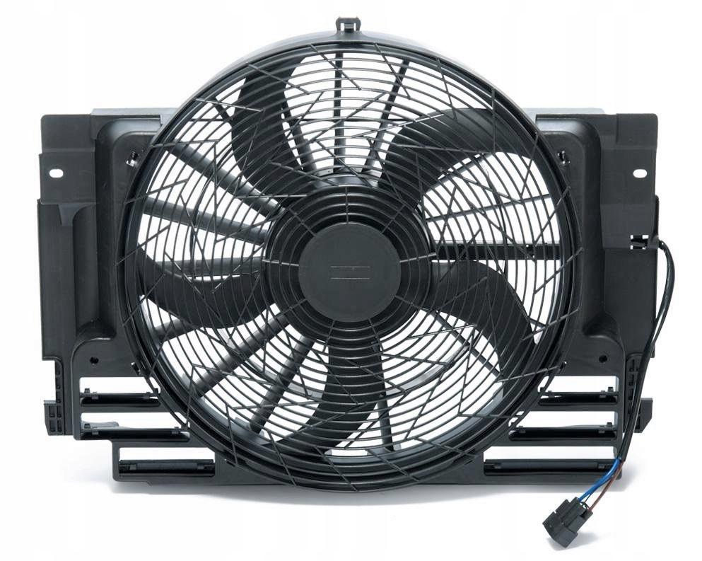 вентилятор bmw x5 e53 30 d 2000 - 2006