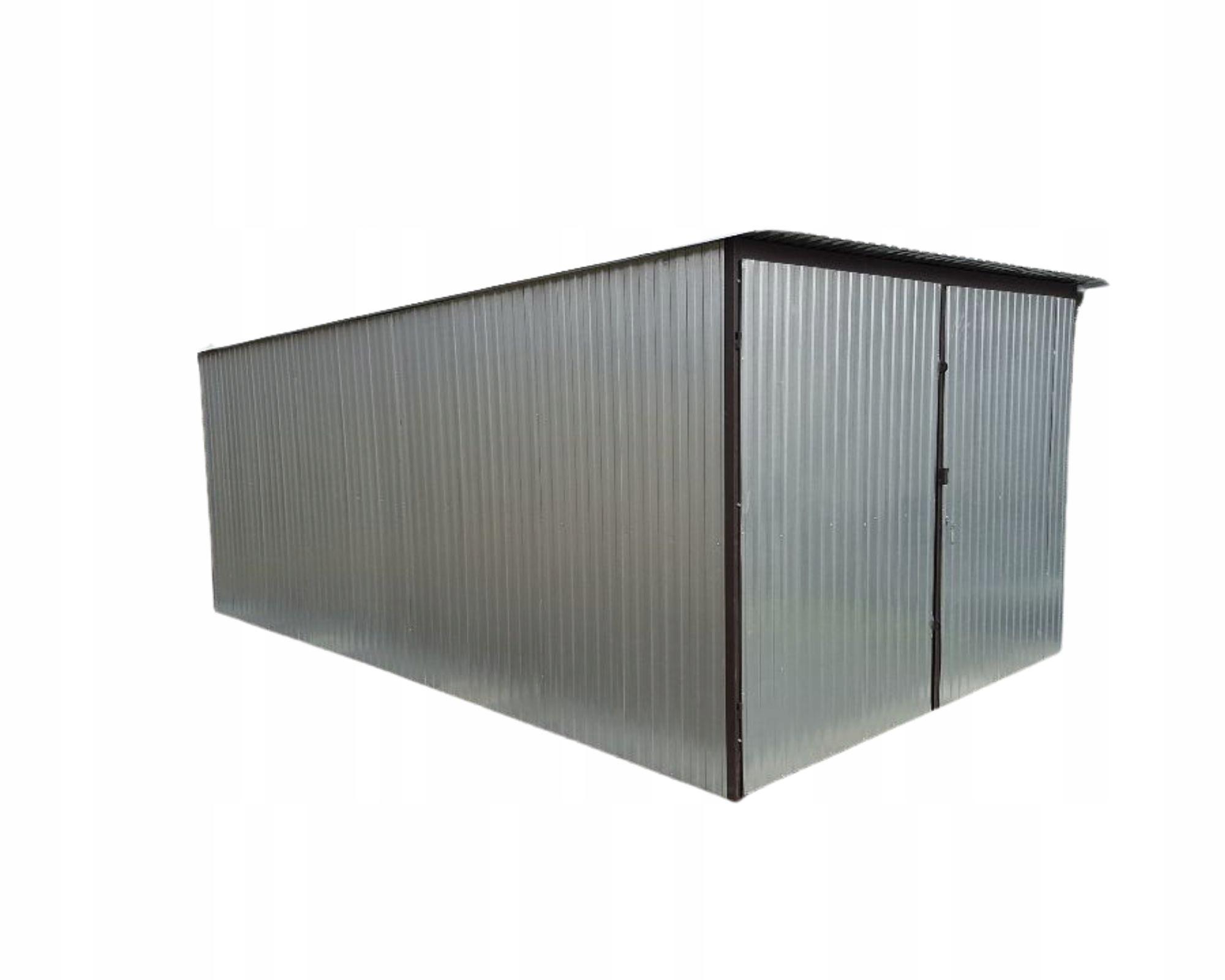 Tin Garage Жестяные гаражи 3x5 Жестяные гаражи Малопольское воеводство