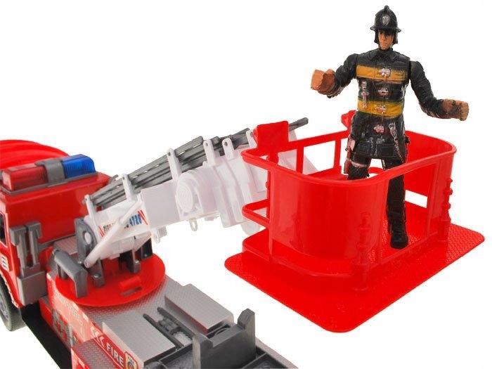 Duża Straż Pożarna Auto Kask quad strażacy ZA1158 Certyfikaty, opinie, atesty CE EN 71