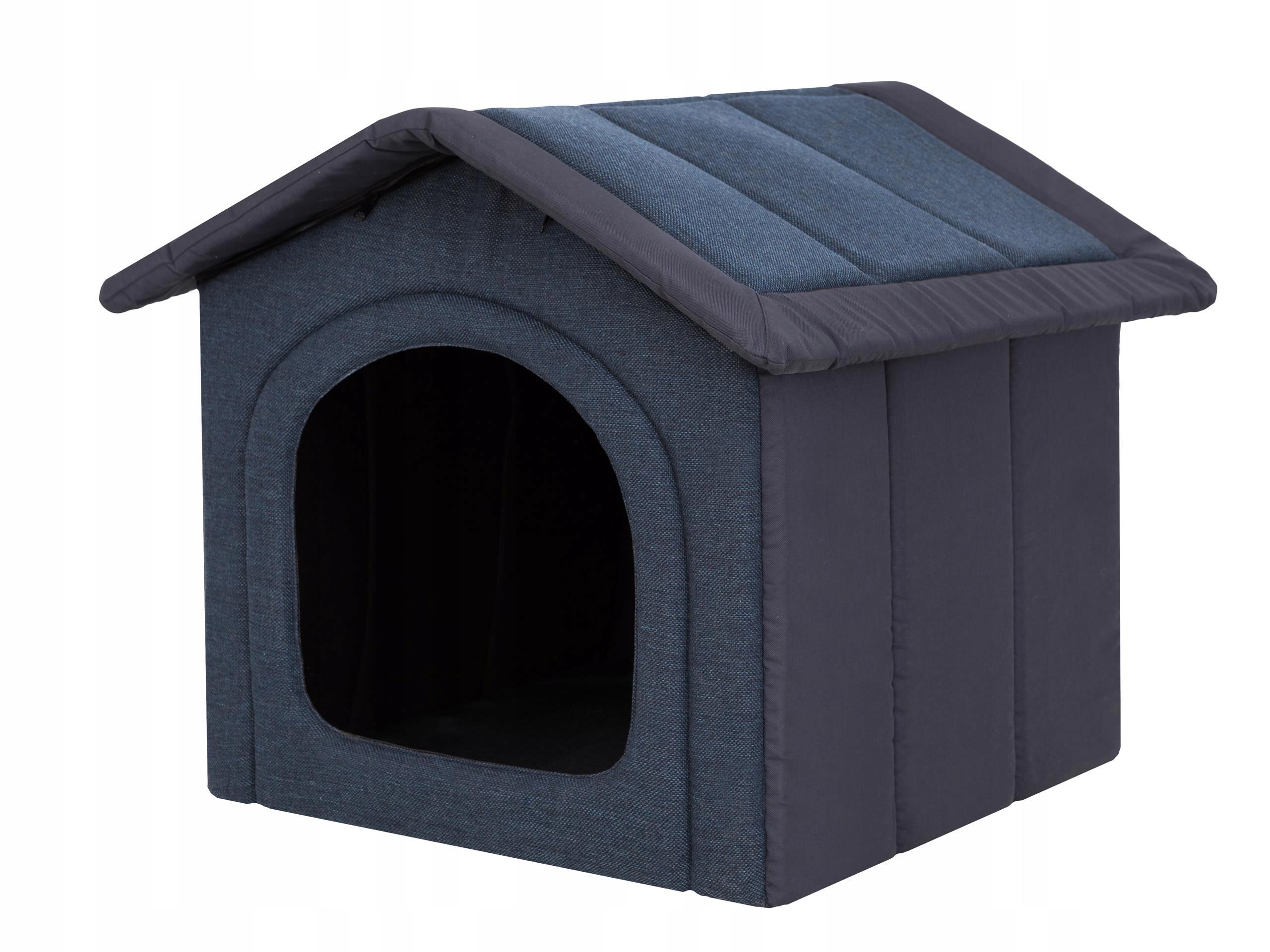Buda, domek dla psa z materiału -R3 52x46 HOBBYDOG