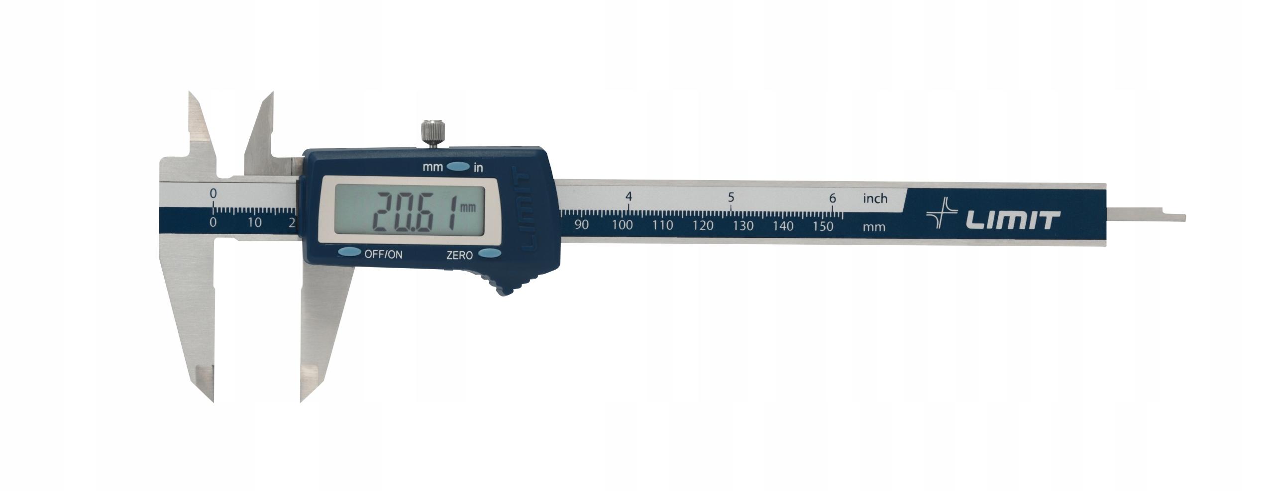 Цифровой штангенциркуль 150MM + LIMIT case