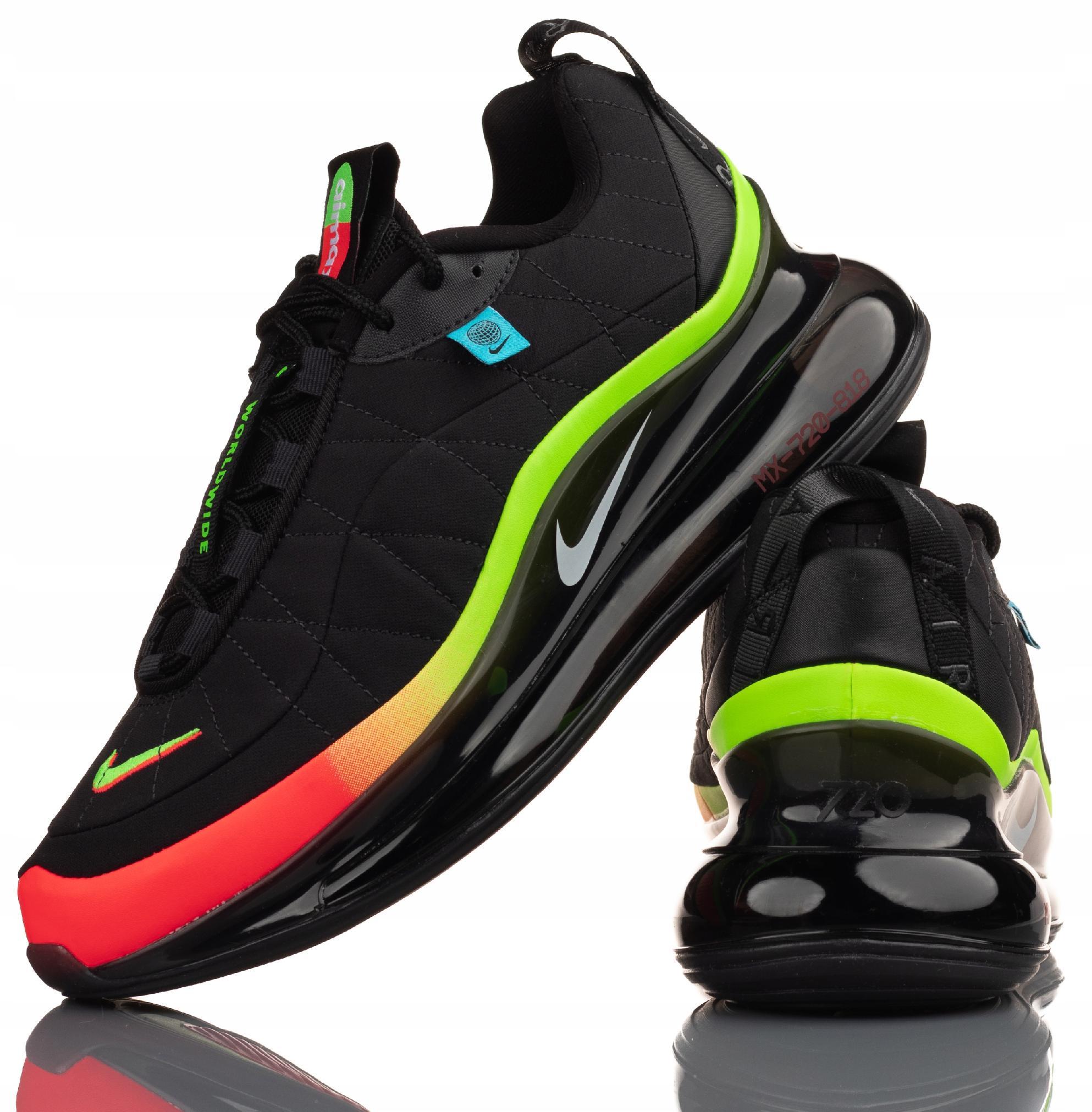Buty sportowe Nike MX-720-818 CT1282 001 R-41