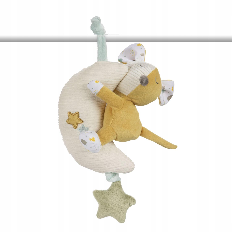 Canpol Pluszowa zabawka z pozytywką MOUSE 0m+ Kod producenta 77/202
