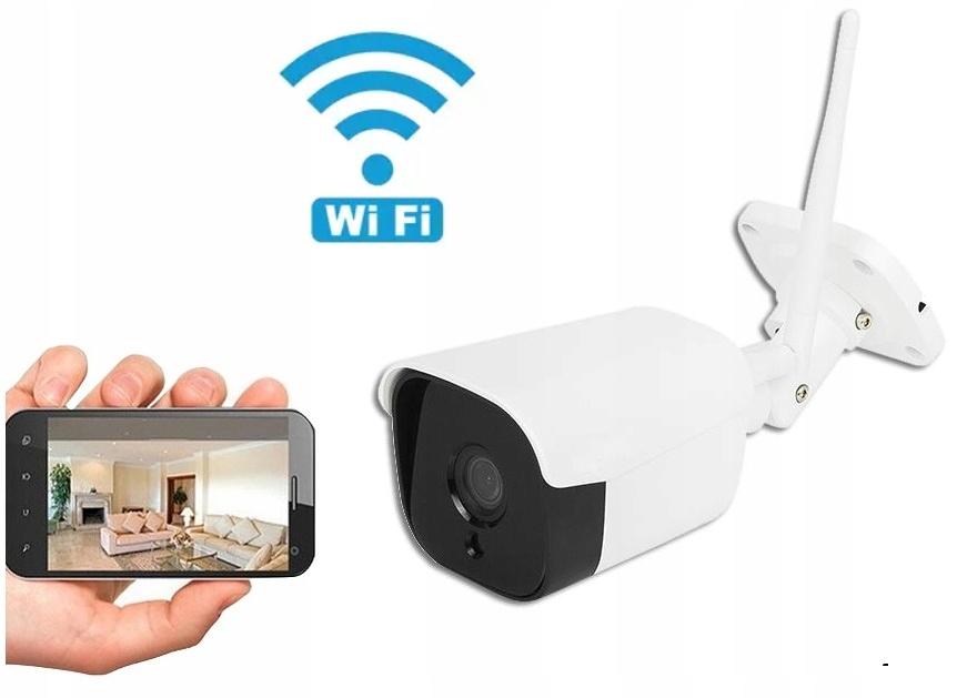 Kamera Zewnętrzna BLOW IP WiFi 1080p