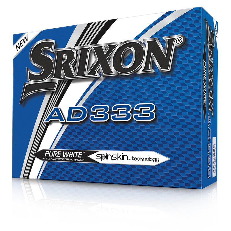 Srixon AD333 Piłki Golfowe Tuzin
