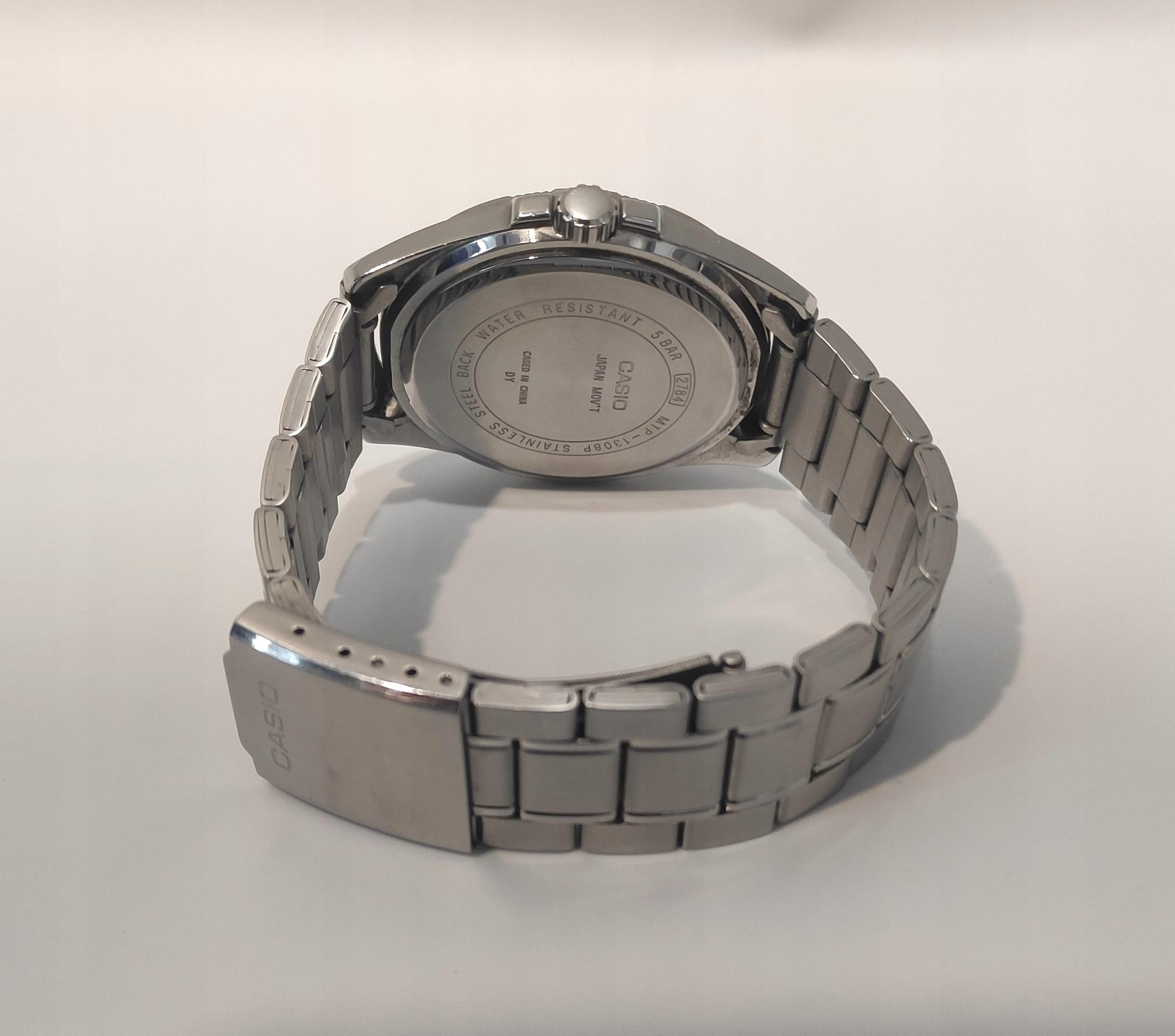 Zegarek męski Casio Japan Movt 2784 Marka Casio