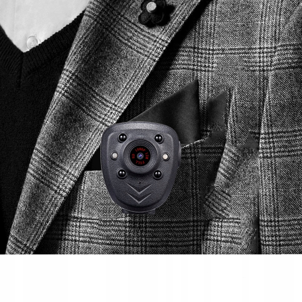 PROFESJONALNA Kamera POLICYJNA MONITORING osobisty Kod producenta 2021