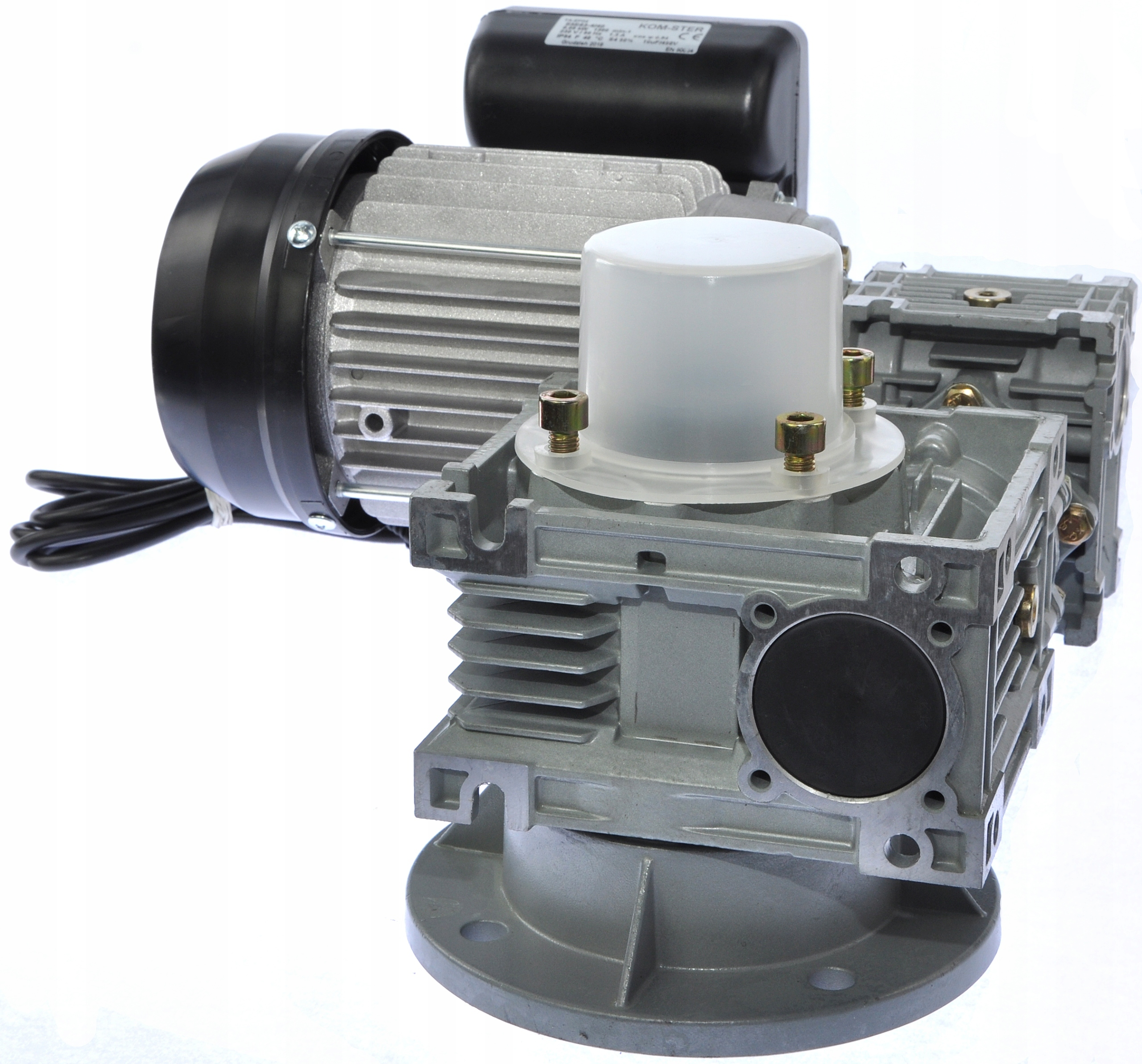 Motoreduktor, napęd do kotła, pieca. Kpl.- 0.18 KW