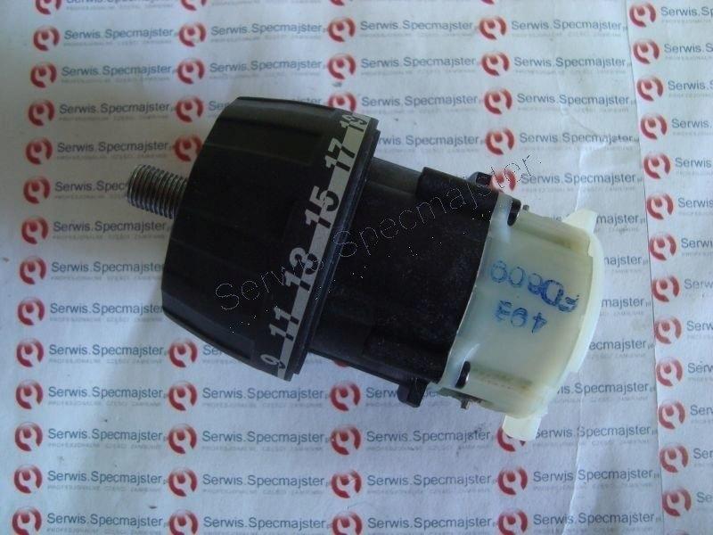 BOSCH GSR 14,4-2- Prevodovka č. 45 Kód