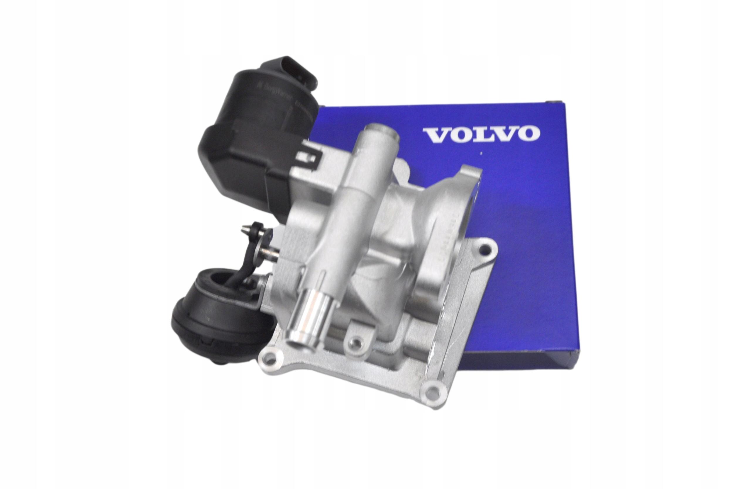 volvo s80 v70 xc70 оригинал клапан системы рециркуляции ог 2 0d oe
