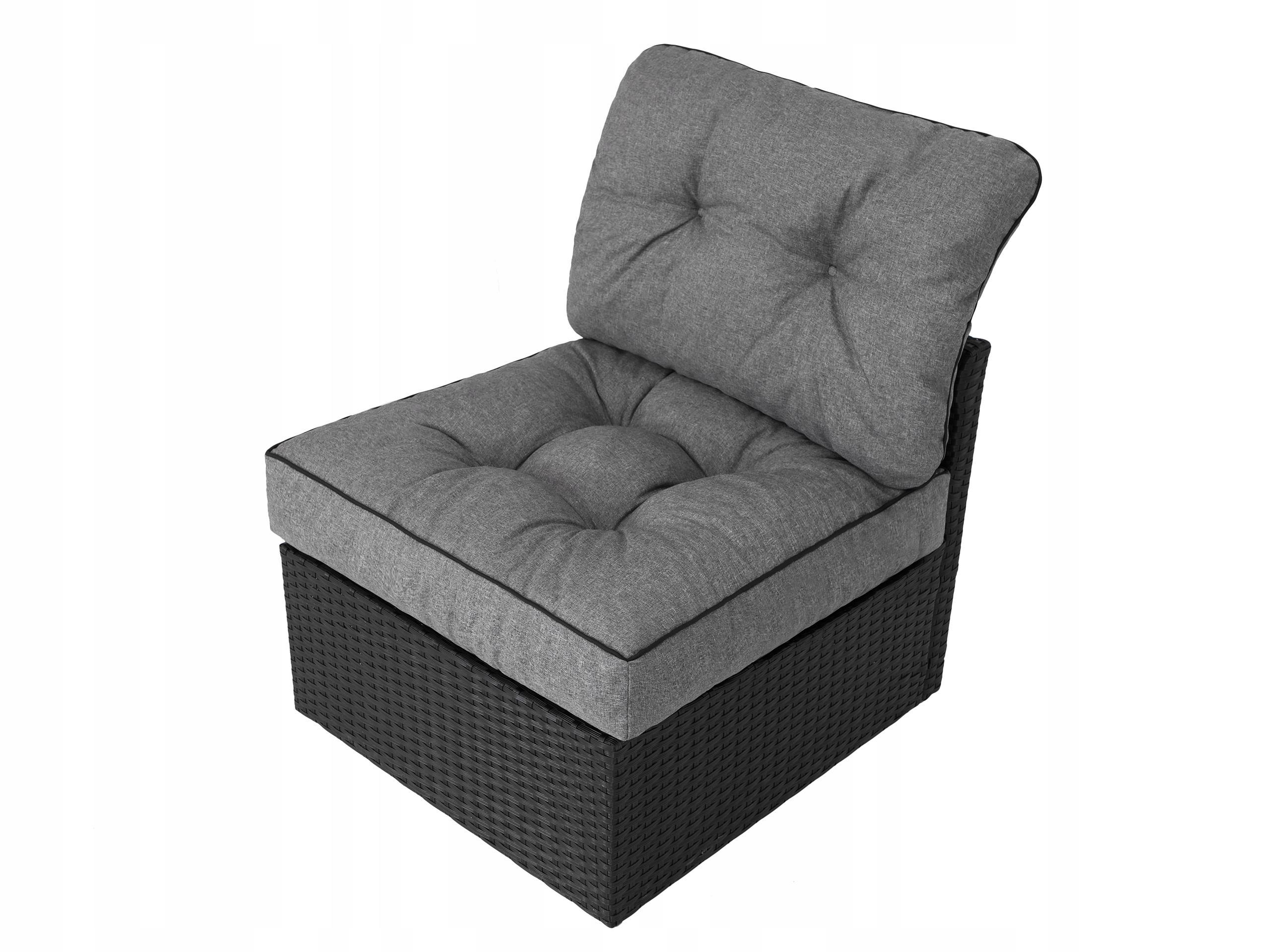 Подушки на кресло, диван technorattan 60x60x40