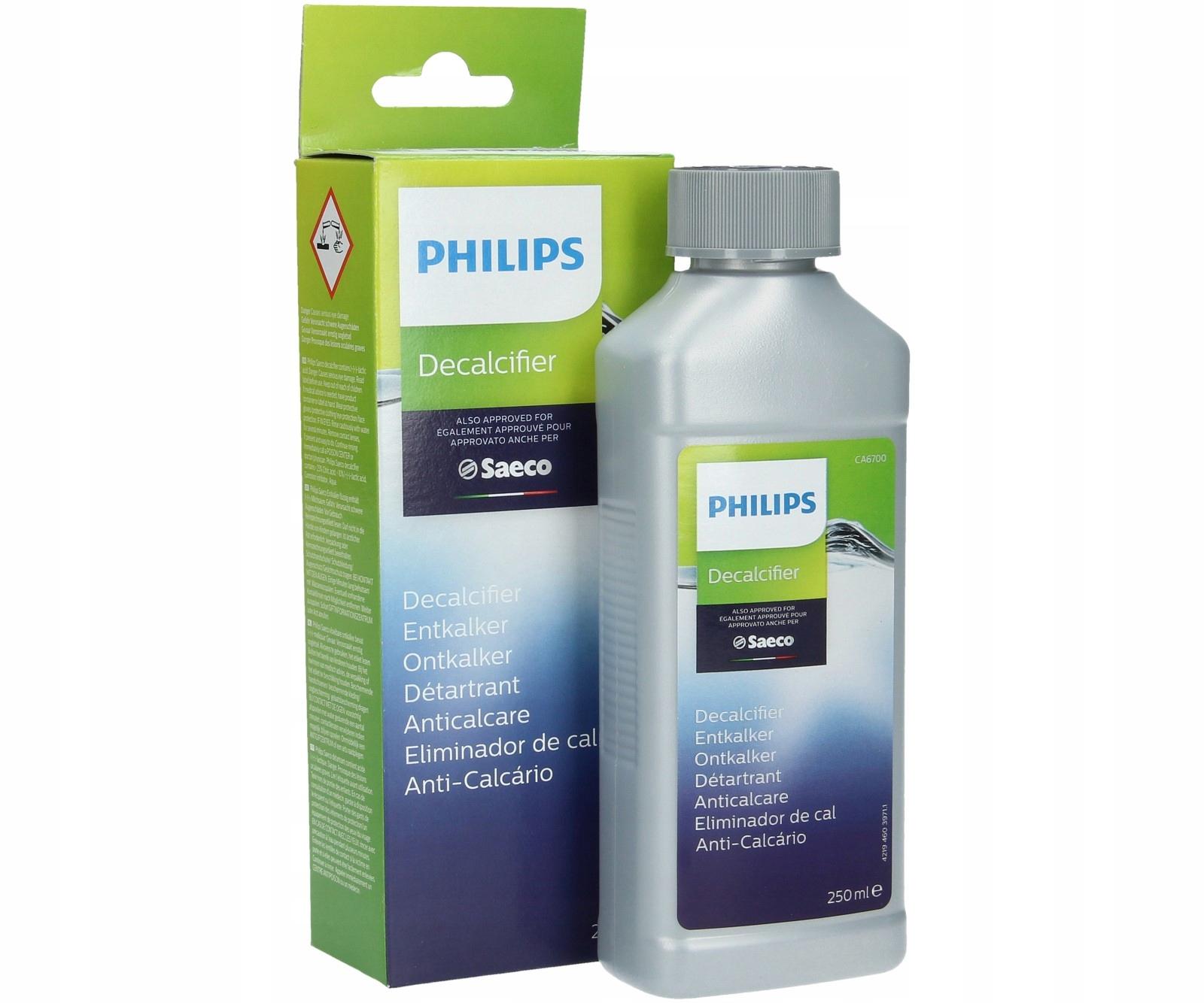 ŚRODEK odkamieniający do ekspresu Philips 250ml