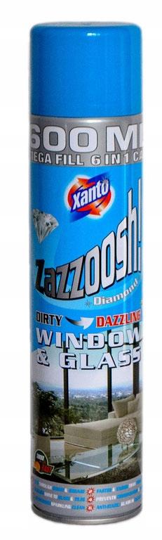XANTO VAMOOSH WINDOW & GLASS 600ml