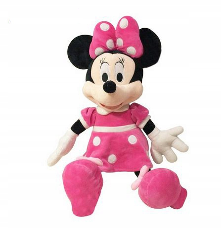 MINNIE MOUSE MINI MASCOT PLUSH TOY 40CM SING