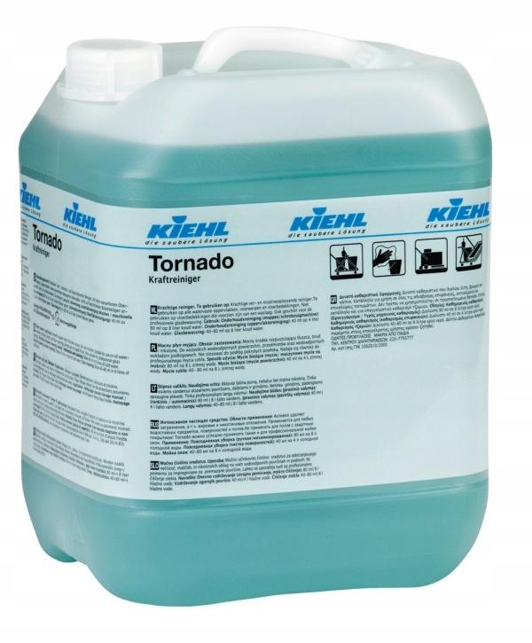 Kiehl TORNADO 10л - концентрат для жирной грязи