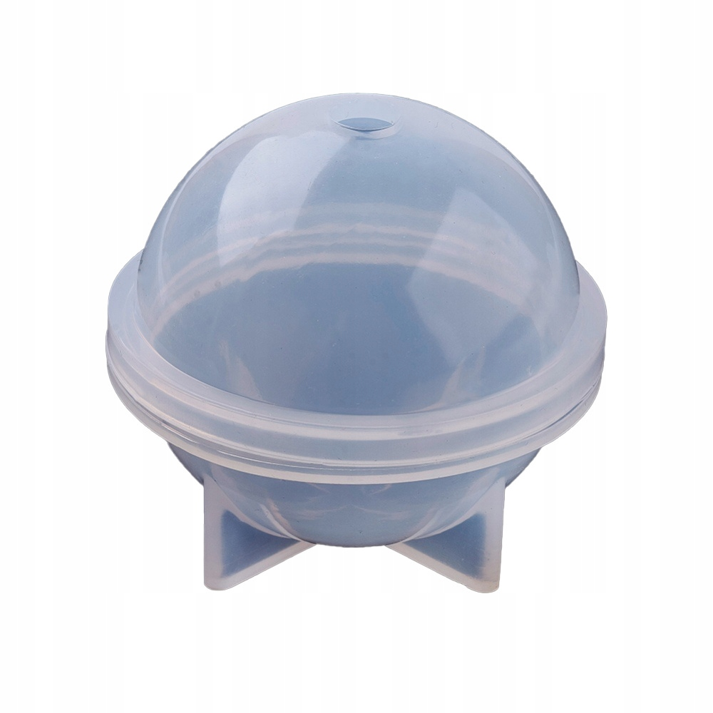 Силиконовая форма, шар для заливки смолы 24,5мм