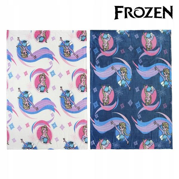 Fleecová deka Frozen 73360 (120 x 160 cm)