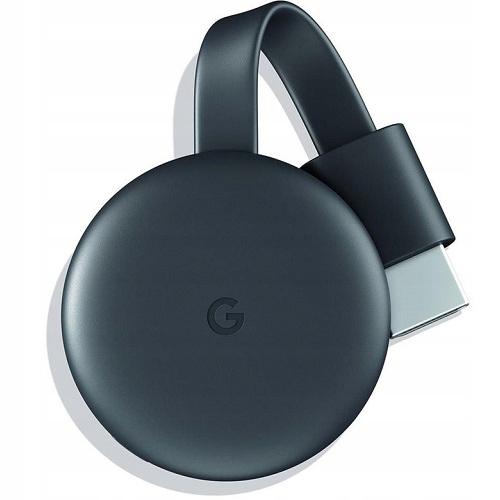 Google Chromecast 3 Smart TV Wi-Fi FHD box