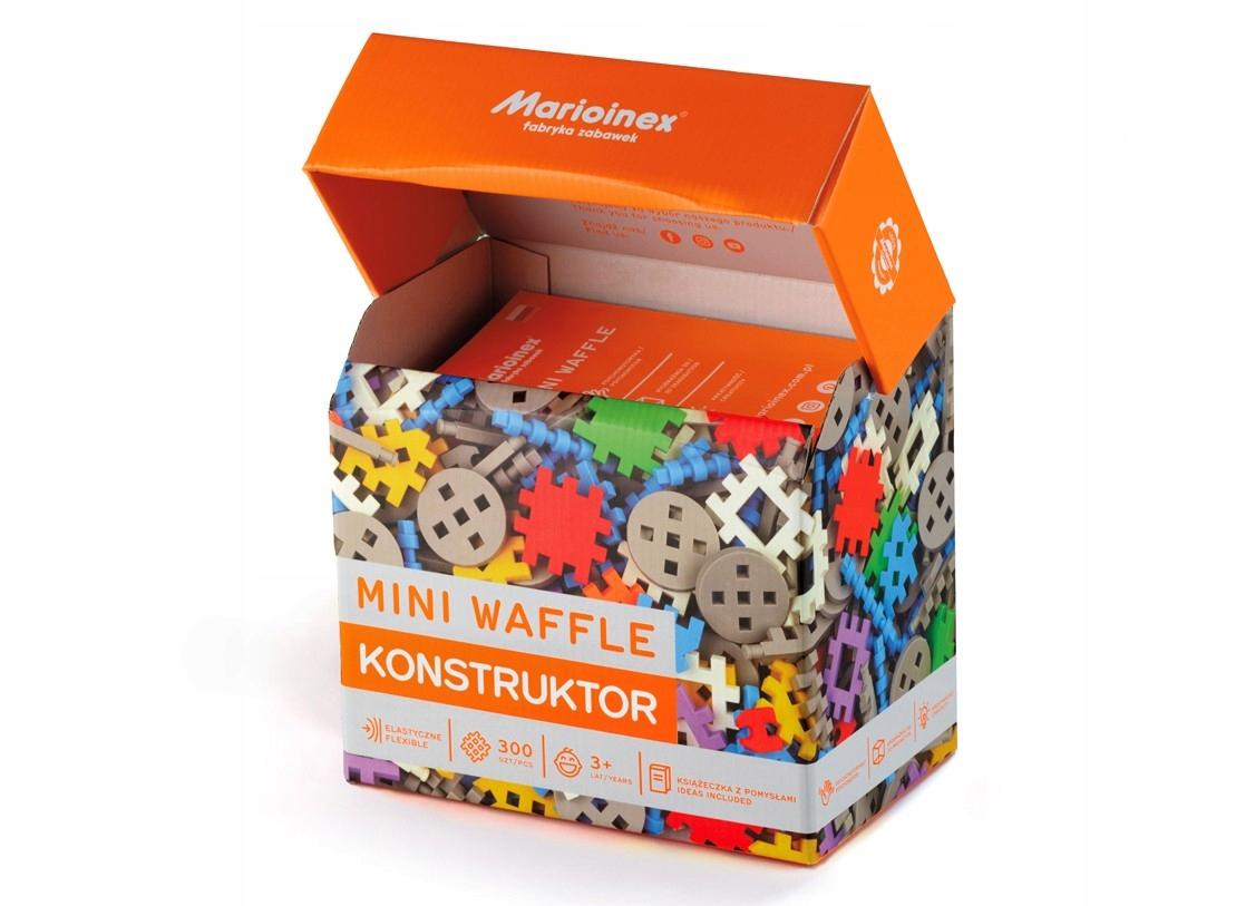 Stavebné bloky Mini Wafers Konstruktor 300