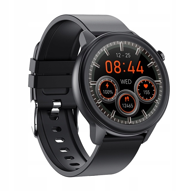 Smartwatch F81 TEMP HR BP SpO2 Sport Kroki IP68 Model F81