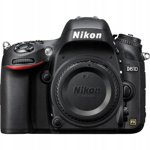 Lustrzanka Nikon D610 body Nowy Gw