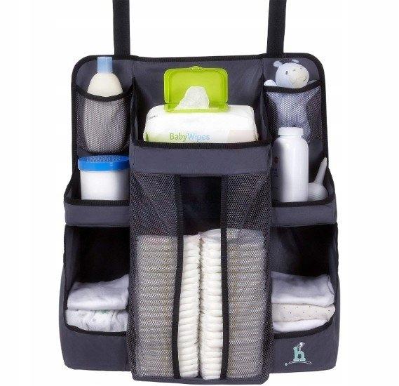 Органайзер ОРГАНИЗАТОР для детской кроватки (I013)