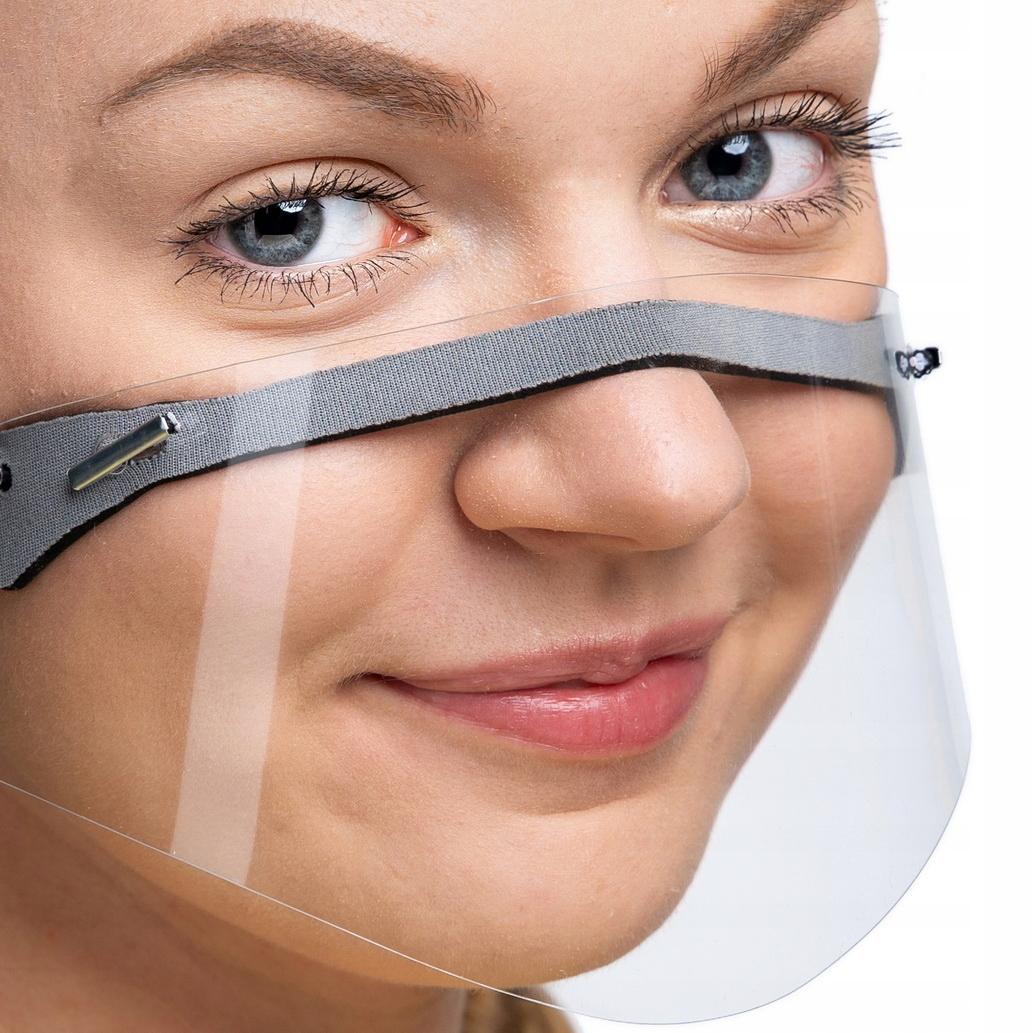 Мини-маска защитный шлем для носа и рта
