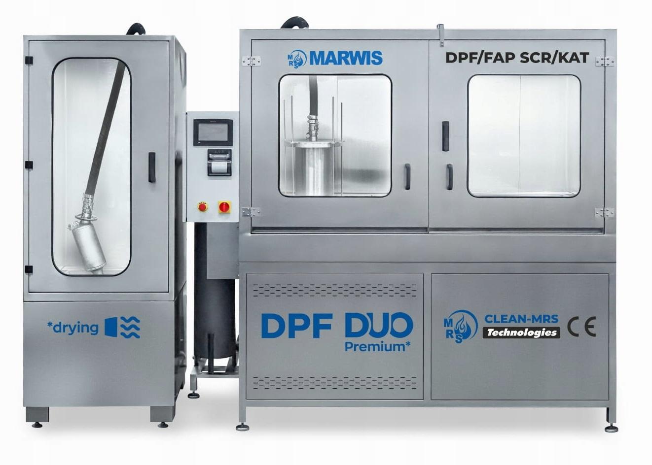 машина к мойки фильтры dpf duo премиум новинка