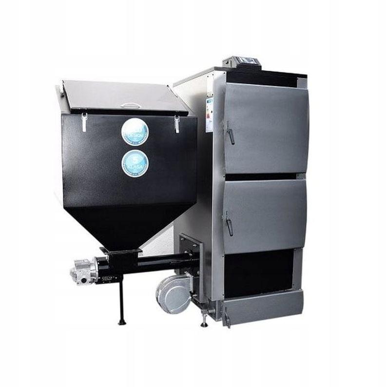 KG ECO 75 kW - pec, priemyselný kotol na uhlie a hrášok