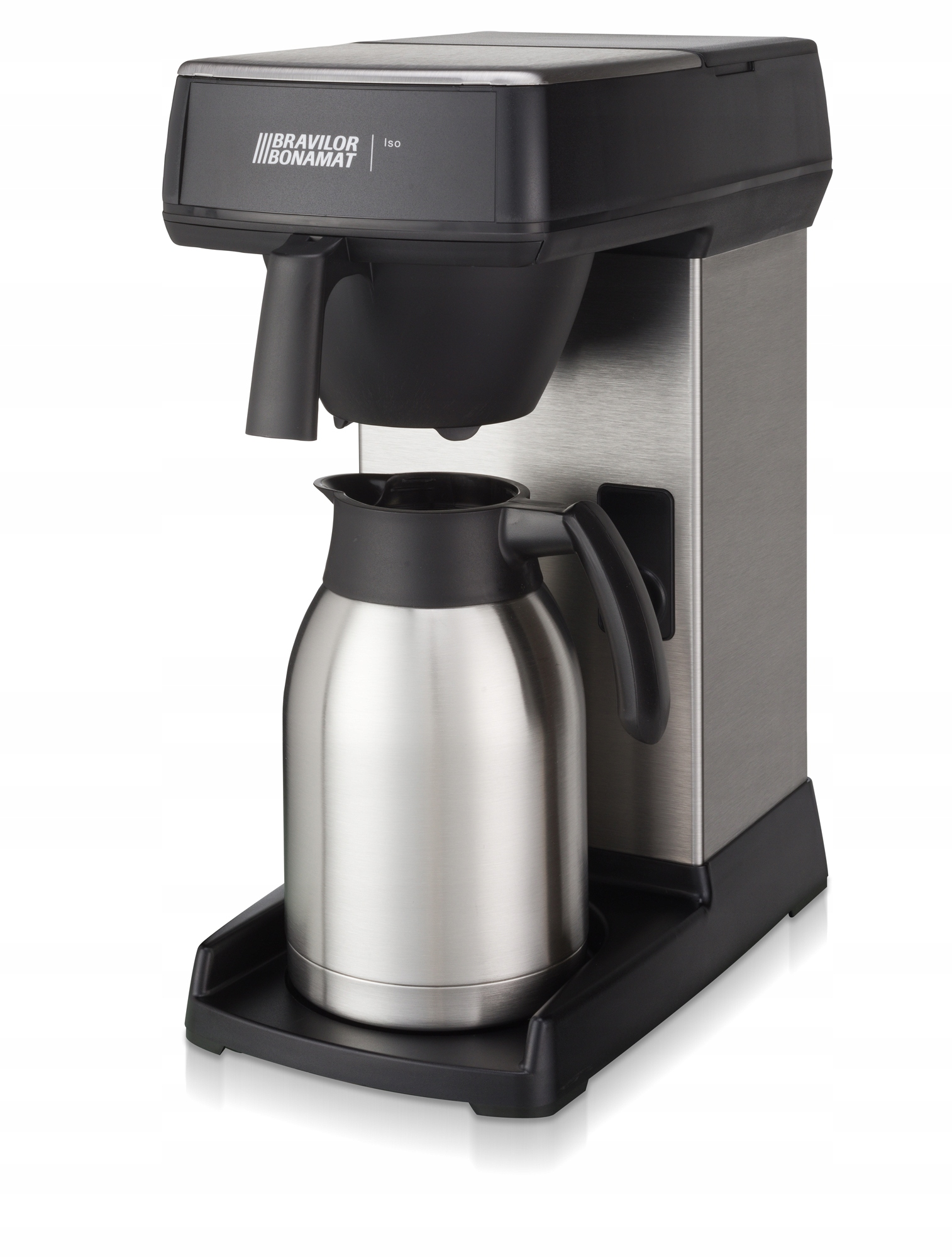 Bravilor Bonamat Iso Maker перелива кофе