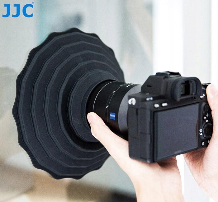 Osłona silikonowa JJC do obiektywów 73-88 mm Kod producenta 49549