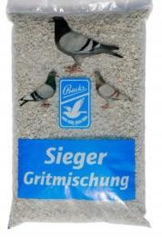 Siegergrit 2,5 кг Зернистость спинок Sieger Gritmischung