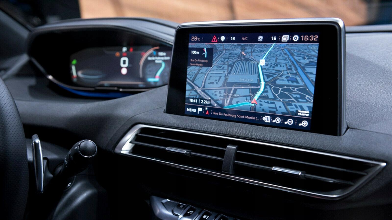 Item Repair Navigation Peugeot Citroen NAC Gw12