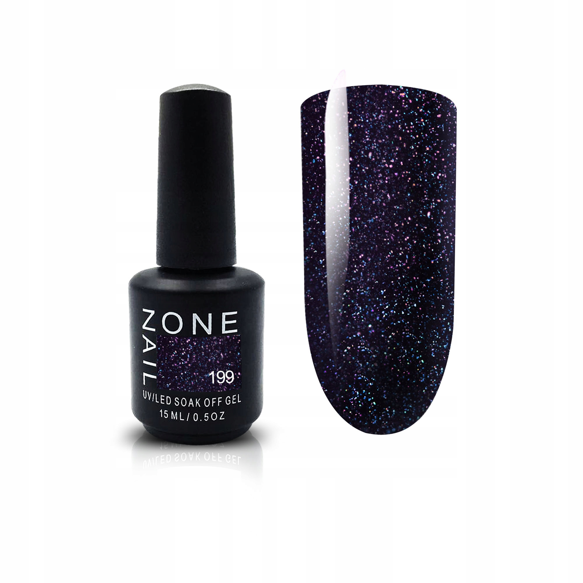 OneNail kolor 199 manicure lakier hybryda UV LED 10011996075 - Allegro.pl