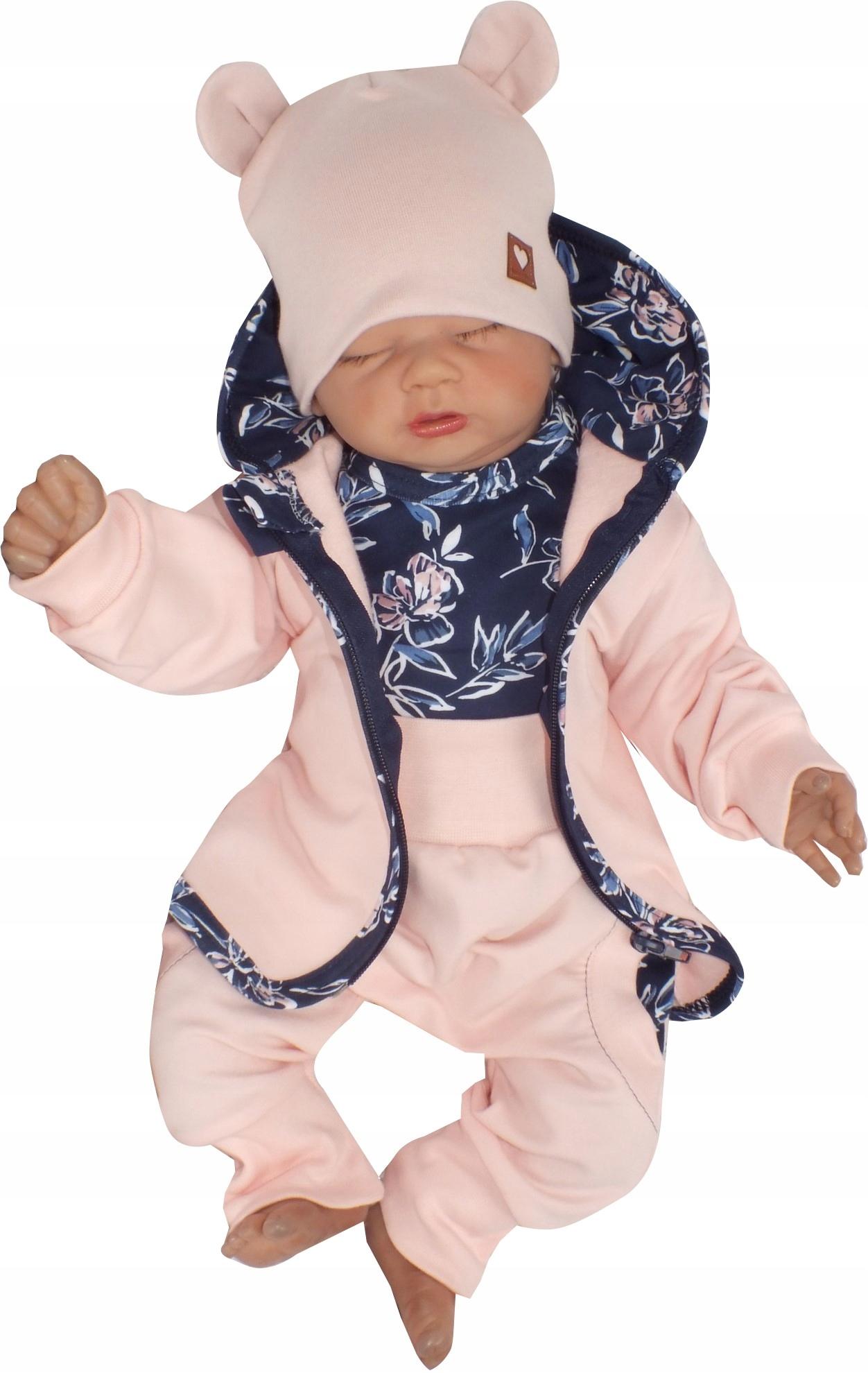 Детский спортивный костюм из хлопка, 3 предмета, комплект 56