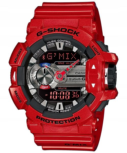 Casio G-SHOCK GBA-400-4A Мужские спортивные часы