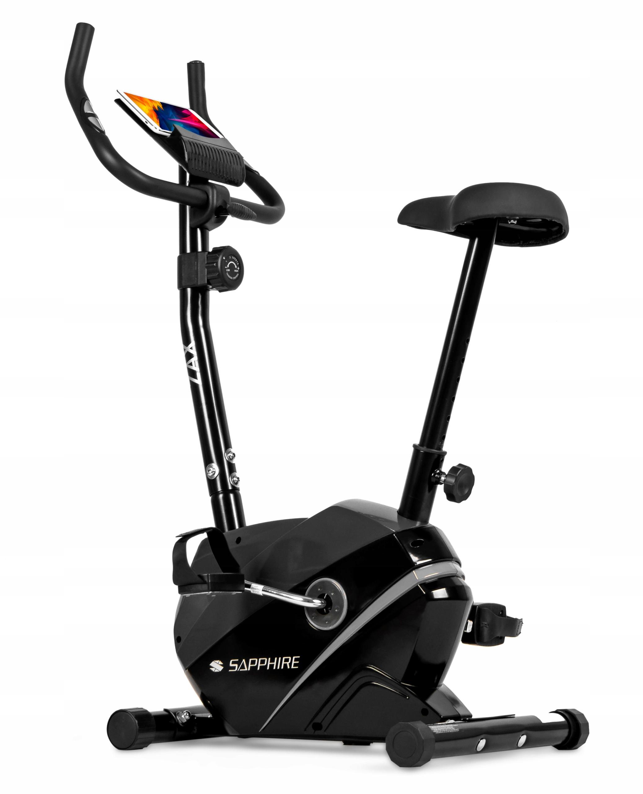 Rower treningowy magnetyczny SG ZAX stacjonarny Model ZAX
