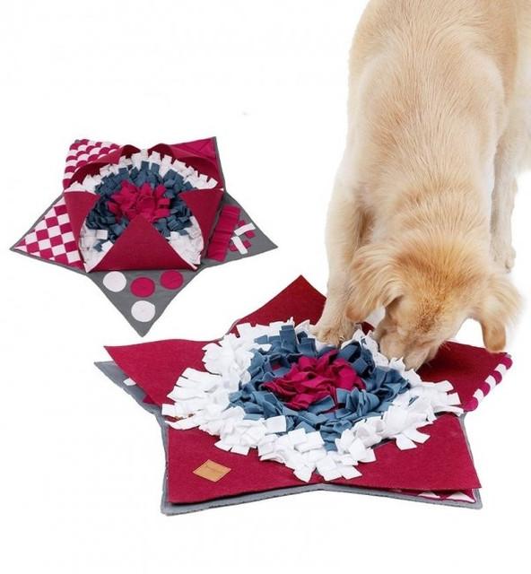 Обонятельный коврик для собаки - Star