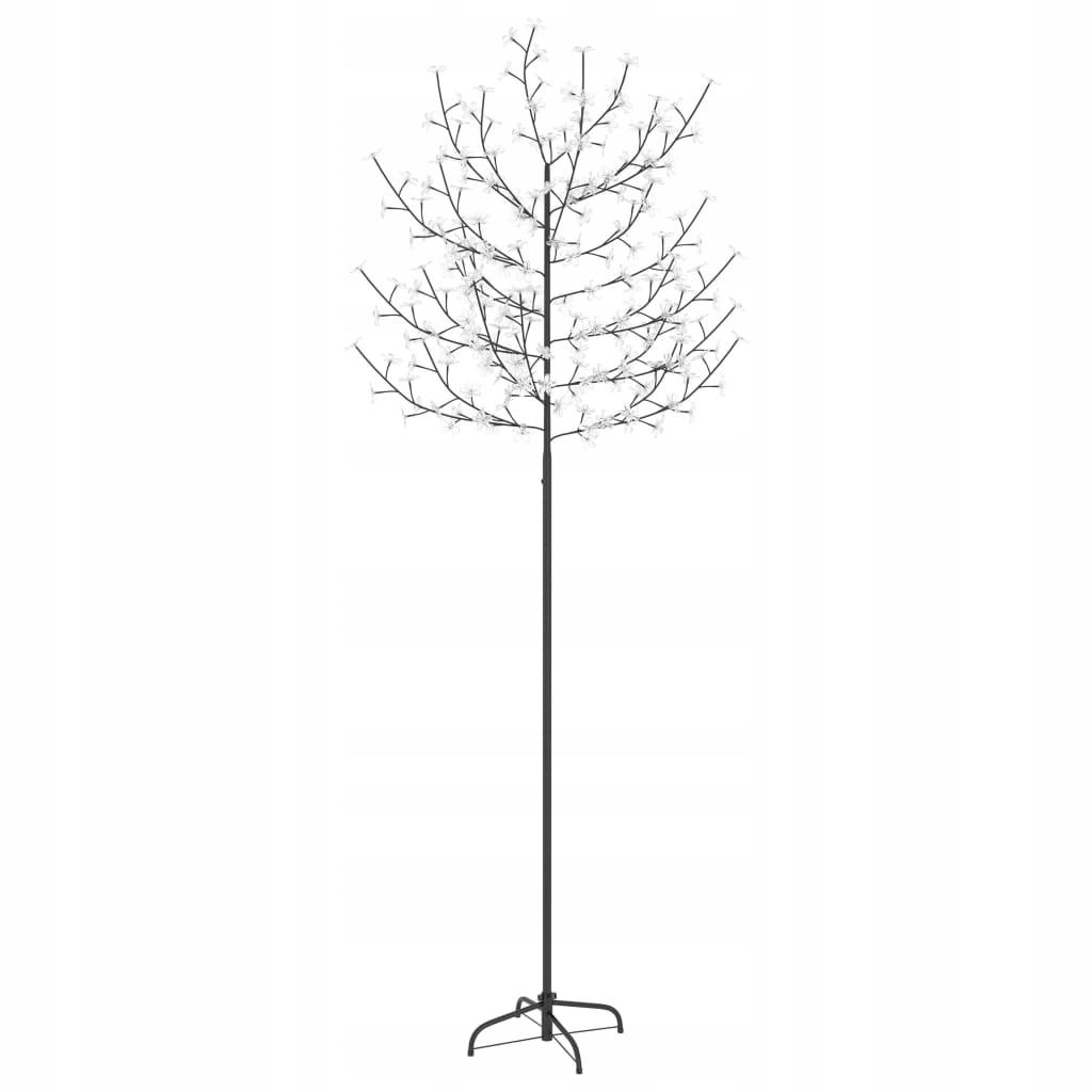 Drzewko Swiecace Led Swiateczne Drzewo Lampki 220 9900596449 Allegro Pl