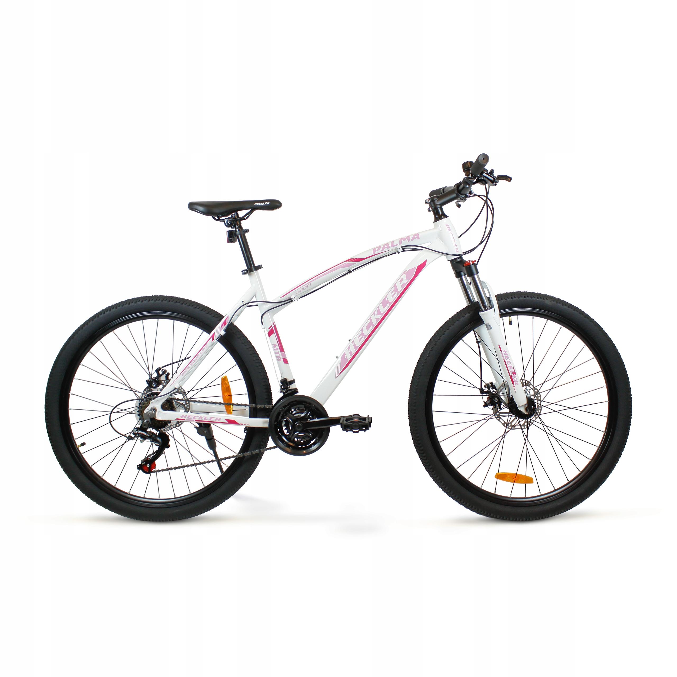велосипед PALMA ALU 27,5 TARCZOWE HAMULCE SHIMANO