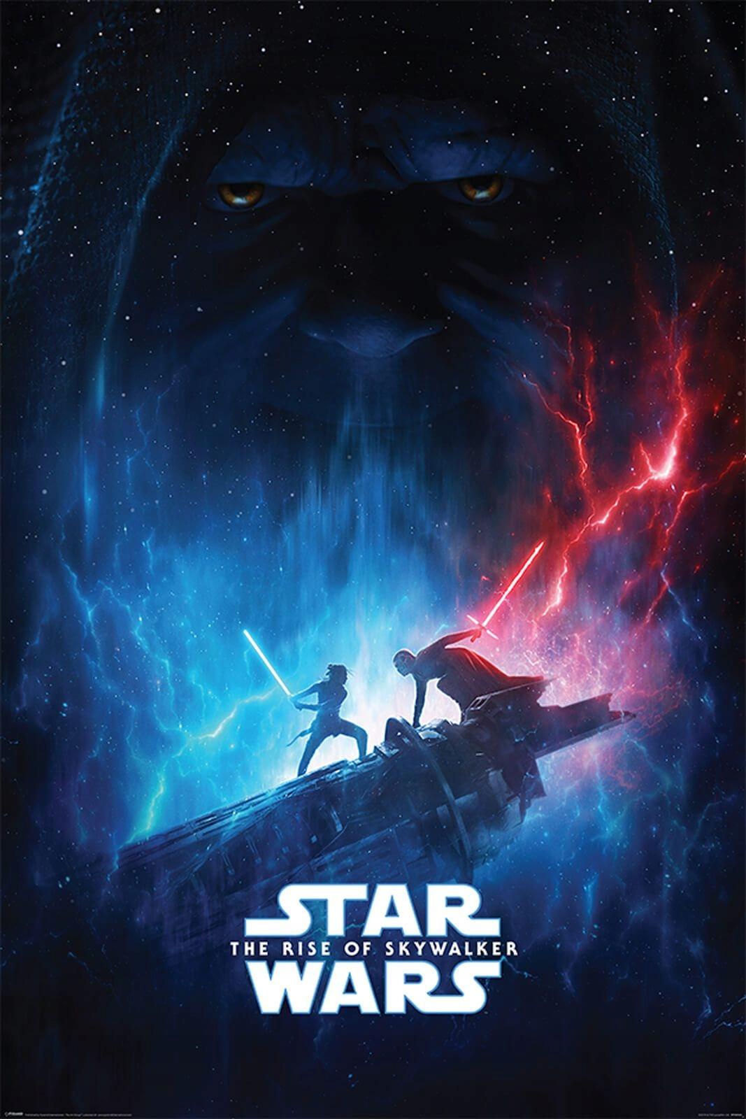 Item Star Wars The Rise of Skywalker Poster 61x91,5 cm