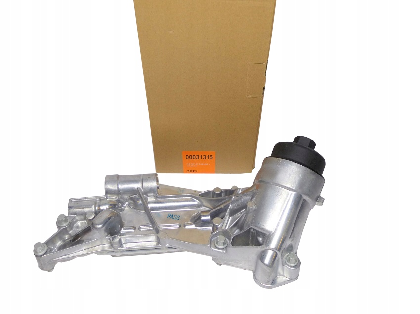 радиатор масла корпус opel zafira b 16 18 05-