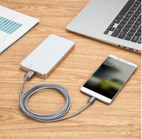 KABEL MICRO USB SZYBKIE ŁADOWANIE Quick Charge 3.0 Zgodność ze standardem Quick Charge 1.0 Quick Charge 2.0 Quick Charge 3.0