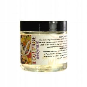 Werniks pękający do decoupage - Renesans - 110 ml