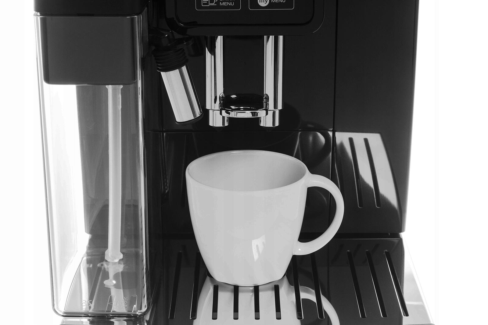 МАШИНА DELONGHI ECAM 353.75 DINAMICA BLACK Тип автоматичної кавової машини