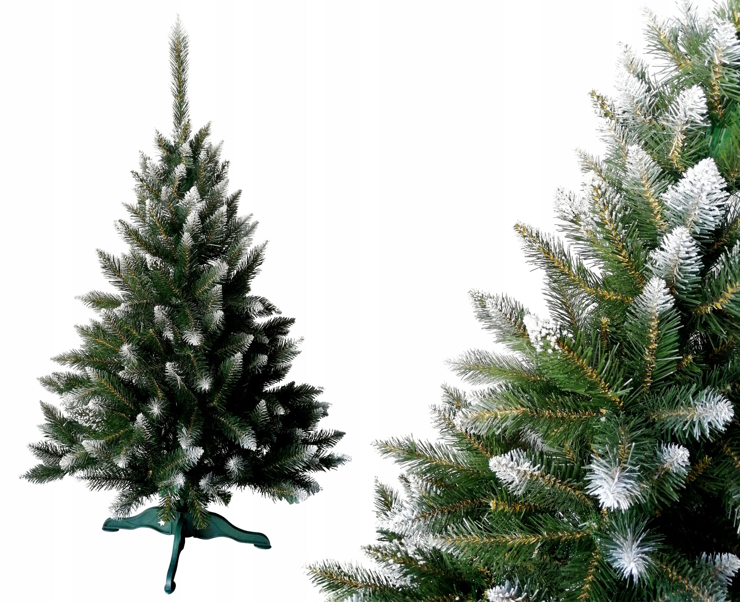 Umelý vianočný stromček DIAMOND SMRCH 1,0M na STOJAN