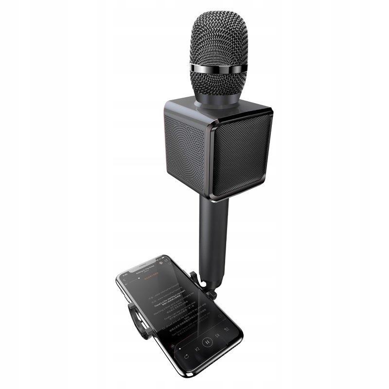 Bezprzewodowy mikrofon do karaoke Bluetooth Dudao