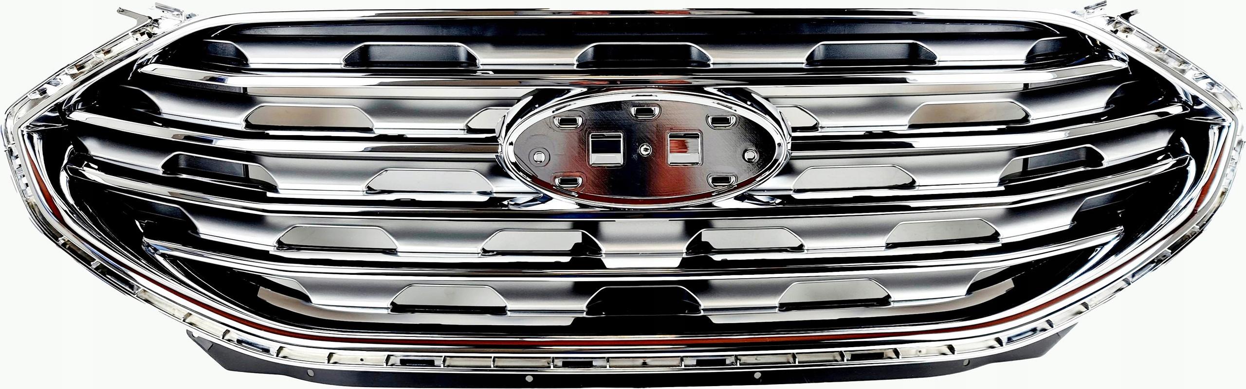 ford edge 2019 2020 новый гриль решетка хром сша